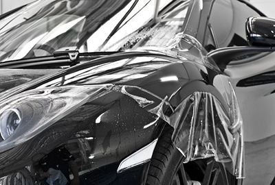 Films and Ceramic Paint protection Dubai